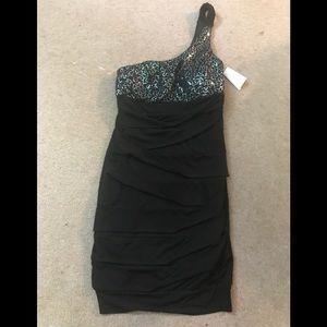 Women's Ruby Rox Formal Dress w/Sequin